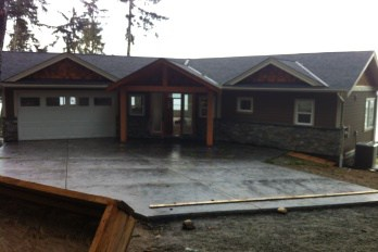 Custom Home – East Sooke