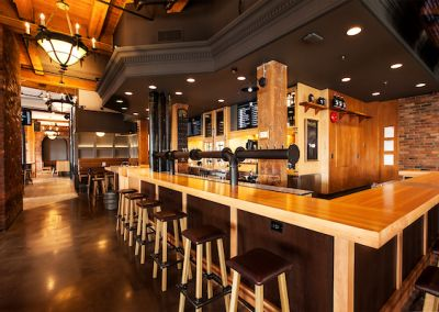 Swans Brew Pub - Victoria, BC - wired by Titan Electric